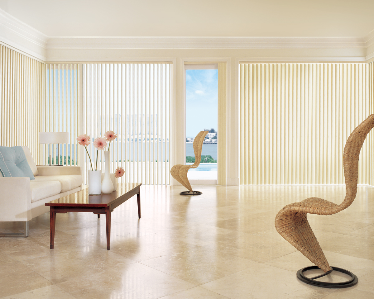 Vertical Blinds Gallery Shades Amp Blinds